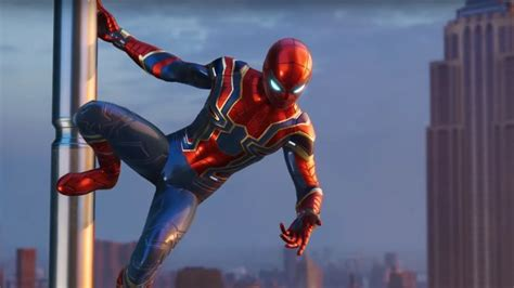 The Untold Truth Of Spiderman's Iron Spider Suit News