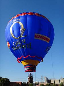 'Oz The Great and Powerful' Launches Balloon Tour - The ...