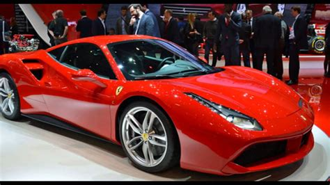 Sports Car Wallpaper 2017 Releases by 2017 2016 488 Gtb New Sport Car Luxury Overviews