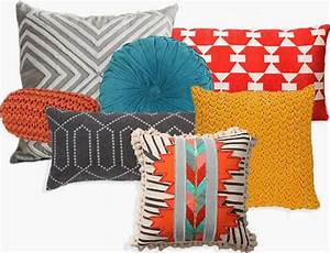 different types of pillows With different kinds of pillows