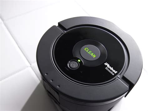 Irobot Floor Cleaner Scooba by Irobot Announces The Scooba 230 Robot Vacuum Cleaner Reviews