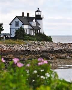Prospect Harbor Maine Lighthouse