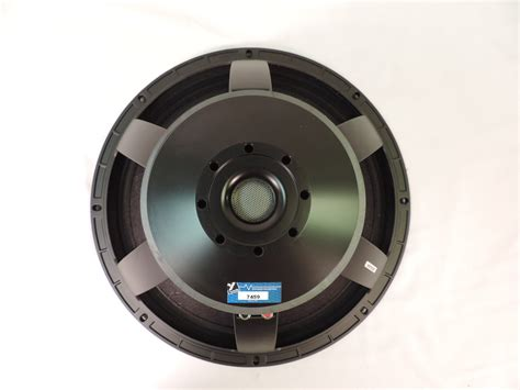 Yorkville Cabinets by New Yorkville 7459 Woofer For Ls800p Ls801p Ls608 Tx9 18