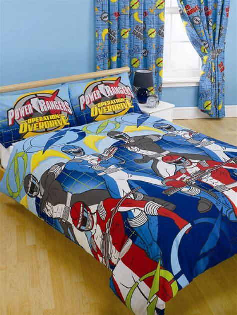 efind power rangers bedding set