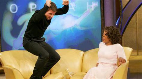 years  tom cruise jumped  oprahs