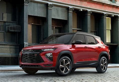 The 2021 Chevy Trailblazer Suffers From the Plague of ...