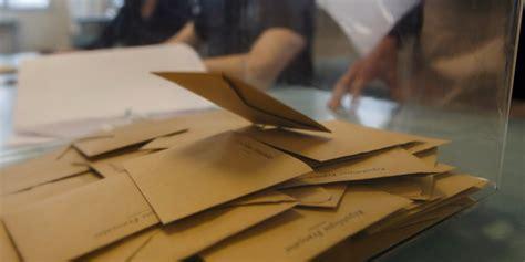 bureau de vote marseille marseille le président d 39 un bureau de vote disparaît