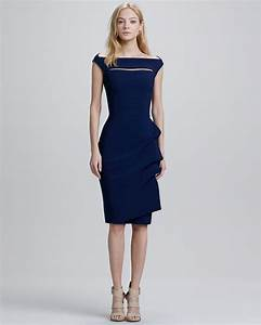la petite robe di chiara boni melania capsleeve draped With robe cocktail petite