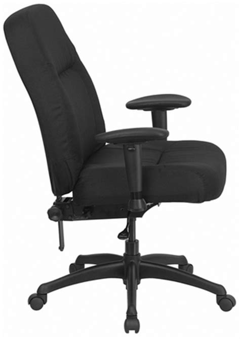 Big And Tall Office Chair WL-726MG-BK-GG|Office Chairs