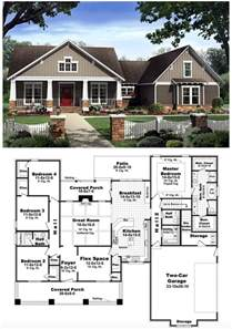 best 25 house plans ideas on craftsman home