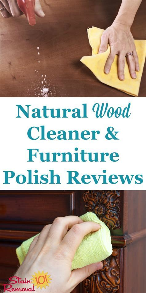 Natural Wood Cleaner & Furniture Polish Reviews