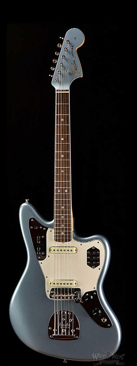 American Vintage Jaguar by 2013 Fender American Vintage 65 Jaguar Blue Metallic