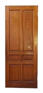 6 Panel Wood Interior Doors by Six Panel Interior Wood Door Olde Things