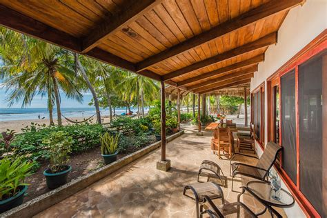 casa in costa rica costa rica vacation rentals premier front property