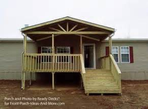 Building Small Porch Mobile Home Design 481427 Front Porch Ideas Style For Ranch Home