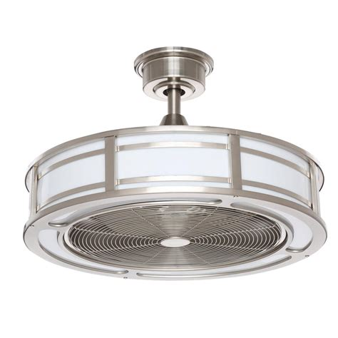 brette 23 ceiling fan home decorators collection brette 23 in led indoor