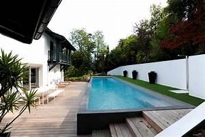 Piscines Semi Enterrées : piscines semi enterr es piscines de piscines carr bleu ~ Zukunftsfamilie.com Idées de Décoration