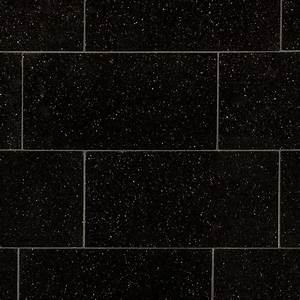 Agra Granite Tile - Pallavas Collection Black Galaxy / 12 ...