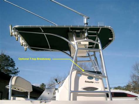 Used Boat Outriggers For Sale by Canvas T Top