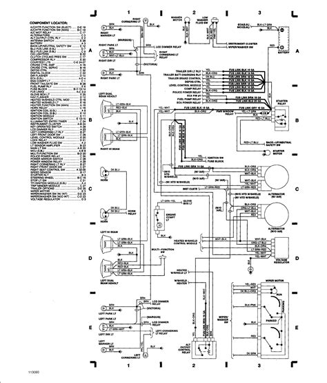 2003 Mercury Grand Marqui Radio Wiring by Where Can I Find An Alternator Wiring Harness For A 1989