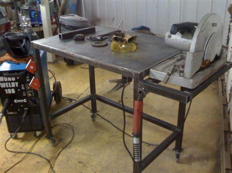 steel welding table plans fresh design welding table design strikingly idea lets see