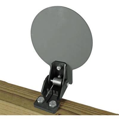 challenge targets diy auto reset   plates brownells