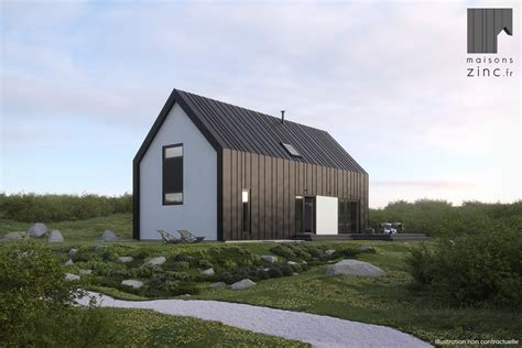 maisons zincfr constructeur de maisons design