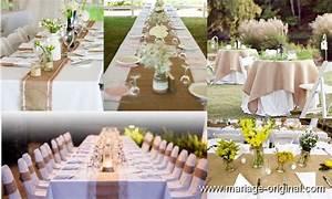 Accessoires Deco Mariage : deco table vintage mariage mariage toulouse ~ Teatrodelosmanantiales.com Idées de Décoration