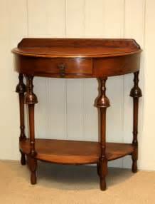 table cuisine demi lune 1920s light oak demi lune table antiques atlas