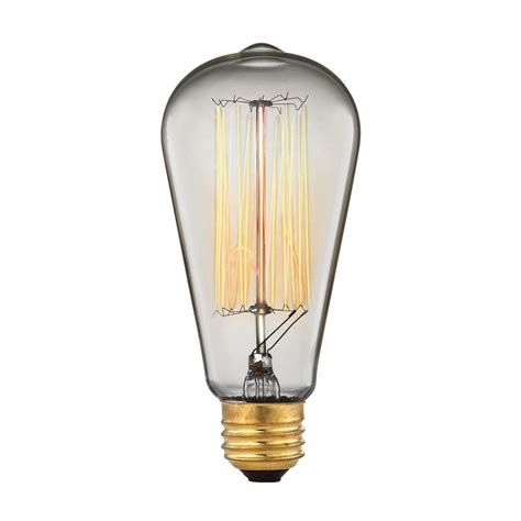 titan lighting 60 watt incandescent a19 ogden vintage