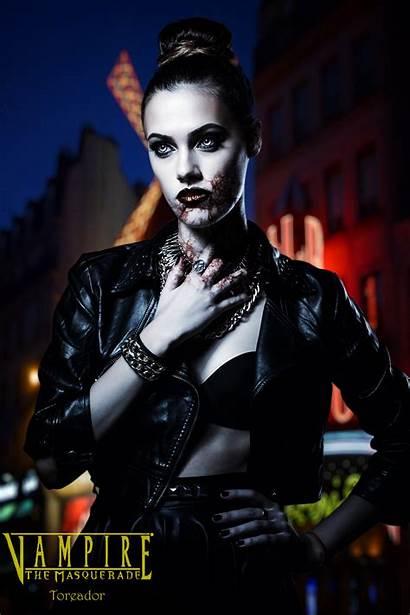 Vampire Toreador Masquerade Deviantart Sambriggs Bloodlines Darkness