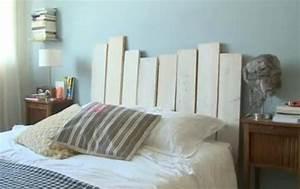 Bricolage Tte De Lit Rcup Dcoration Maison