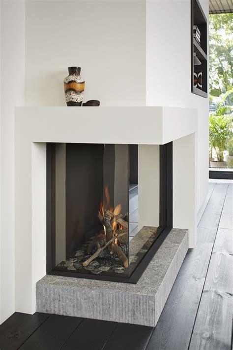 contemporary corner gas fireplace best 25 corner fireplaces ideas on