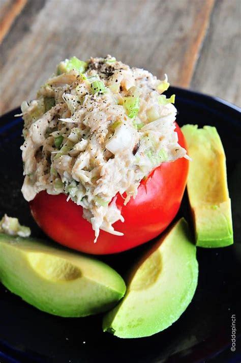 crab salad recipe cooking add  pinch robyn stone