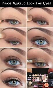 Simple Makeup with Cool Makeup Ideas for Blue Eyes with ...