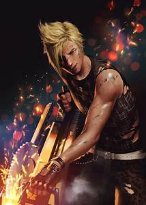 Final Fantasy XV - Prompto Argentum by Penguinfrontier ...