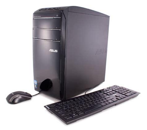 asus essentio cm  desktop review specs  price
