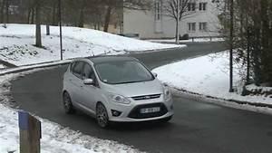 Essai Ford C Max : essai ford c max 1l scti 125ch ecoboost titanium youtube ~ Medecine-chirurgie-esthetiques.com Avis de Voitures
