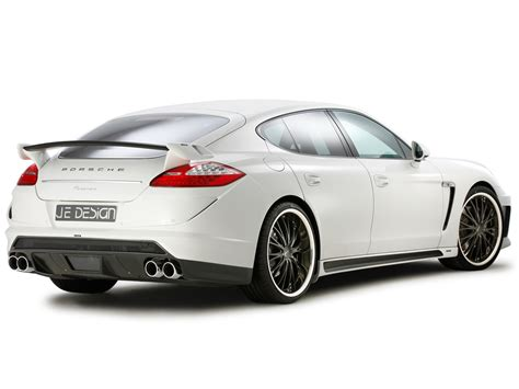 aftermarket porsche panamera rear spoilers  wings