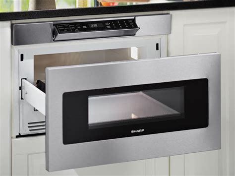 sharp microwave drawer sharp smd3070as y 30 quot microwave drawer oven 30 quot ovens