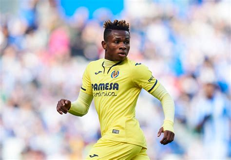 Report: Liverpool and Chelsea target Samuel Chukwueze ...