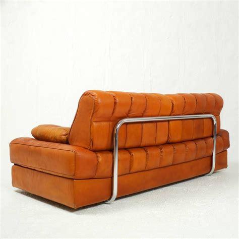 de sede sofa de sede ds 85 leather sofa bed switzerland at 1stdibs