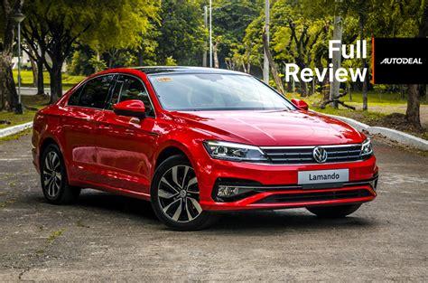 volkswagen lamando review autodeal philippines