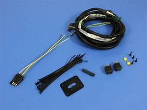 2007 Jeep Grand Cherokee Trailer Tow Wire Harness Kit
