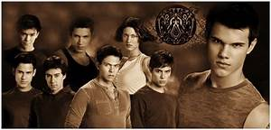 Jacob Black & Leah Clearwater images Twilight Wolf Pack ...