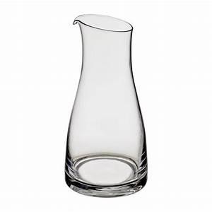 Glaskaraffe 2 Liter : loire transparente glaskaraffe 1 1 l habitat ~ Whattoseeinmadrid.com Haus und Dekorationen