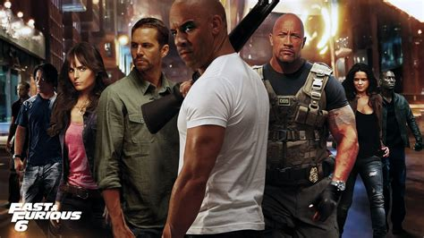 Fast And Furious 6 Hd Wallpapers 2013