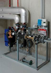 District Heating Substation