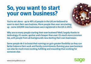 Want to start your own business? Find out how in 16 steps...