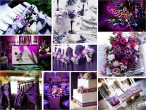 different wedding themes wedding ideas purple wedding theme